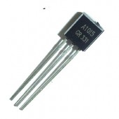TRANSISTOR A1015 To-92 - B8H9