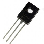 Transistor D669/2SD669 TO-126 - B8H14