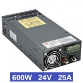 Nguồn tổ ong 600W 24V25A SCN-600-24