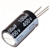Tụ hóa 100UF-400V