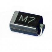 Diode M7 1N4007 SMD 1A 1000V