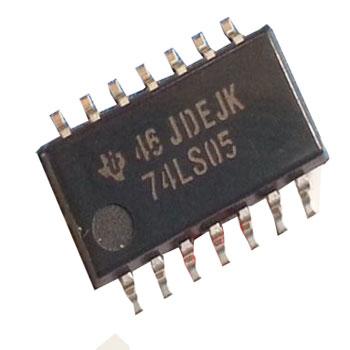 74LS05D