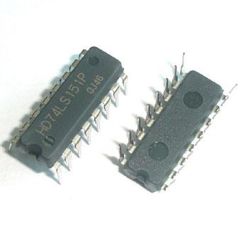IC 74LS151P DIP16