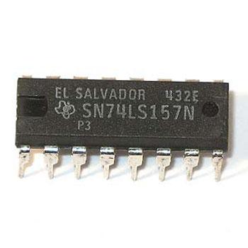 74LS157N