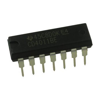 IC CD4011 DIP14