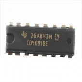 IC CD4094BE DIP16