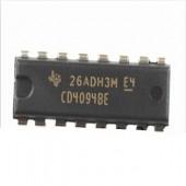 IC CD4094BE DIP16