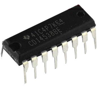 CD4538-DIP16