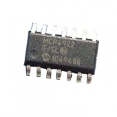 IC MCP4922-E/S SOP14