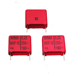 Tụ wima MKP10-0.22uF---250V