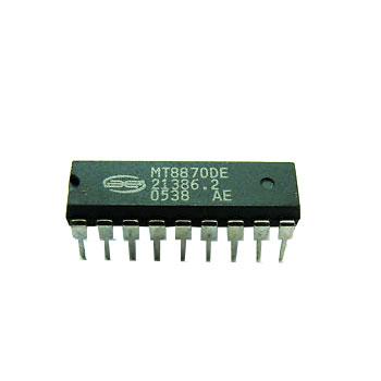 IC MT8870DE DIP18