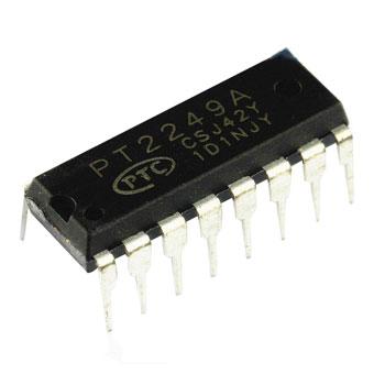 PT2249A DIP16