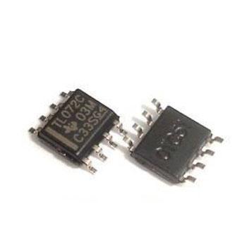 IC TL072CD SOP8
