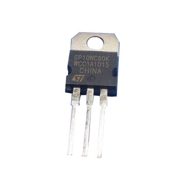10N60 TO220 IGBT 600V 29A (GP10NB60S,KIA10N60H)
