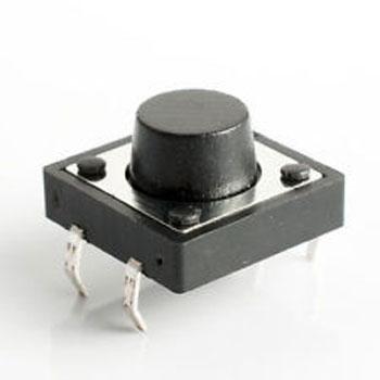 Nút Nhấn 4 Chân 12x12x7MM DIP