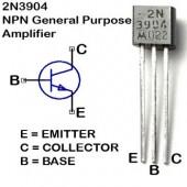 Transistor 2N3904 - B8H6