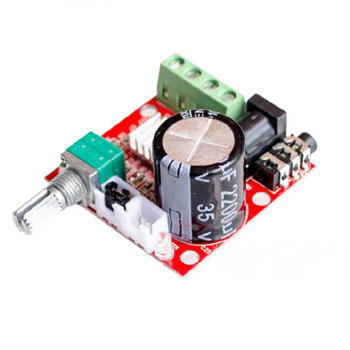 Module Audio 2x15W PAM8610 Full Chức Năng