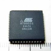 AT89S52-24JU PLCC44