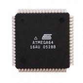 ATMEGA64-16AU TQFP64