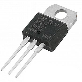 Triac 12A - BTA12-600B - B6H5