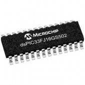 dsPIC33FJ16GS502-I/SO SOP28