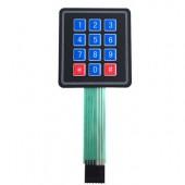 Keypad 3x4 SMD