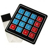 Keypad 4x4 SMD