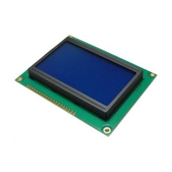 LCD12864 QC12864B 5V Xanh Dương
