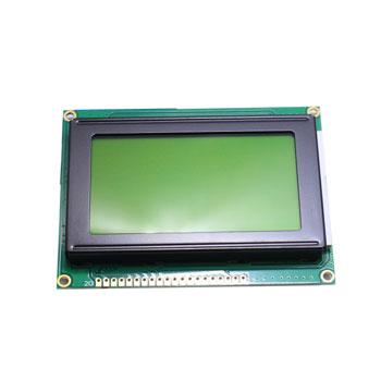LCD12864A KS0108 5V Xanh Dương