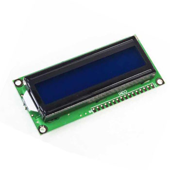 LCD1602 Xanh Dương 5V