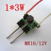 Module Điều Khiển Led 3W MR16
