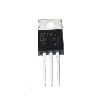 MOSFET IRF1405 / IRF 1405-406P