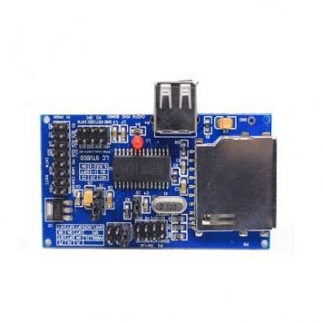 Module USB CH376 + SD