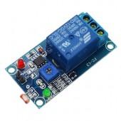 Module Cảm Biến Ánh Sáng + Relay DC12V