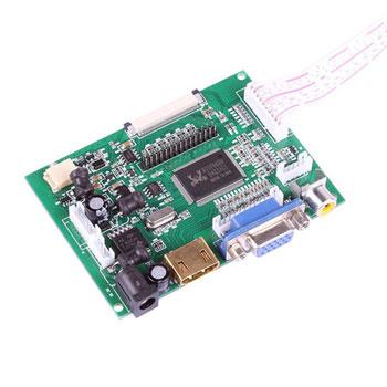 Module Giải Mã LCD 7 Inch Raspberry