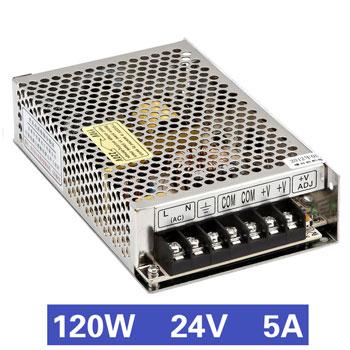 Nguồn tổ ong 120W 24V5A MS-120-24