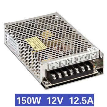 Nguồn tổ ong 150W 12V12.5A MS-150-12