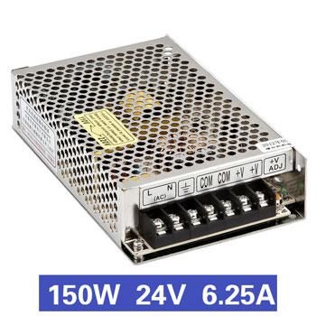 Nguồn tổ ong 150W 24V6.25A MS-150-24