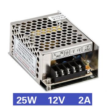 Nguồn tổ ong 25W 12V2A MS-25-12