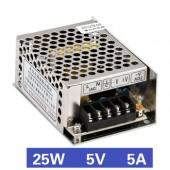 Nguồn tổ ong 25W 5V5A MS-25-5