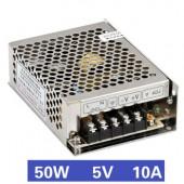 Nguồn tổ ong 50W 5V10A MS-50-5