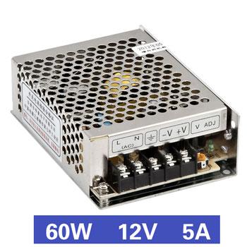 Nguồn tổ ong 60W 12V5A MS-60-12