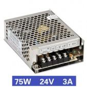 Nguồn tổ ong 75W 24V3A MS-75-24
