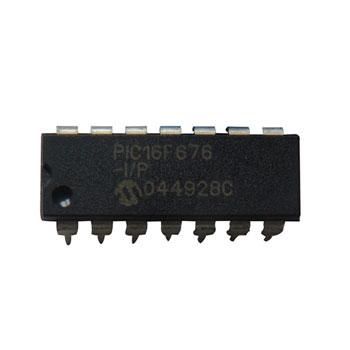 PIC16F676-I/P DIP14