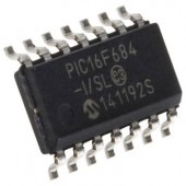 PIC16F684-I/SL SOP14