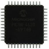 PIC18F4620T-I/PT TQFP44