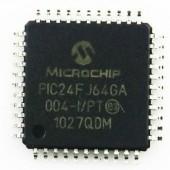 PIC24FJ64GA004-I/PT TQFP44