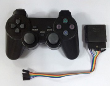 Tay Điều Khiển PS2 Arduino