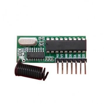 Module Thu RF315 PT2272-L4 ( Loại Cắm)