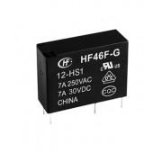 Relay 12V5A HF46F-G 12-HS1